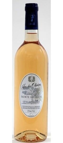 Jas des Oliviers - sainte brigitte - Rosé - 2020