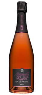 Champagne Marinette raclot - Champagne Brut Rosé