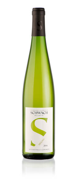 Domaine François Schwach - riesling - Blanc - 2018