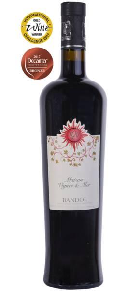 Maison Vignes & Mer - AOP BANDOL - Rouge - 2014