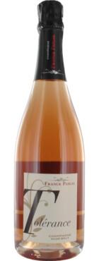 Champagne Franck PASCAL - Tolérance Rosé