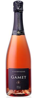 Champagne Philippe Gamet - Brut - Rosé