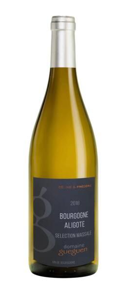 Domaine Celine et Fréderic Gueguen - bourgogne aligote - Blanc - 2017