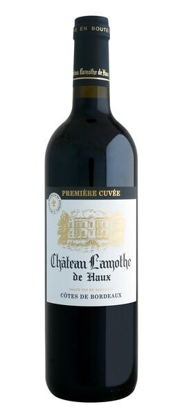 Château Lamothe de Haux - première cuvée - Rouge - 2016