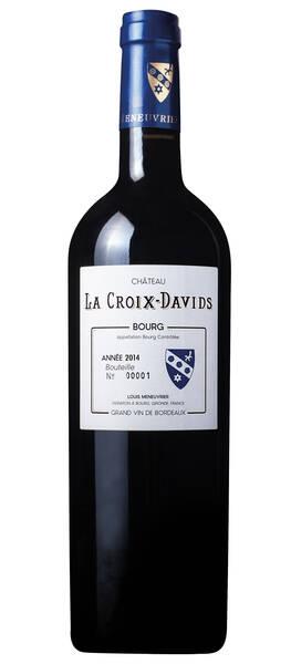 Château La Croix-Davids - croix davids - collection - Rouge - 2015