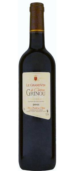 Château Grinou - grand vin - Rouge - 2011