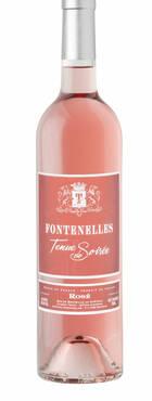 Château de Fontenelles - Tenue de Soirée Rosé