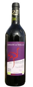 Domaine de Maillac - Coteaux du Quercy 2011