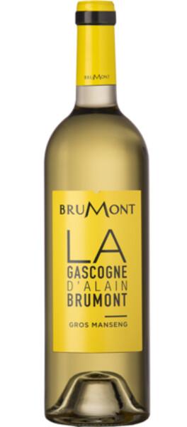 Châteaux Montus et Bouscassé - la gascogne d'alain brumont - gros manseng doux - Blanc - 2018