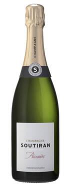 Champagne Soutiran -  Cuvée Alexandre 1er Cru brut