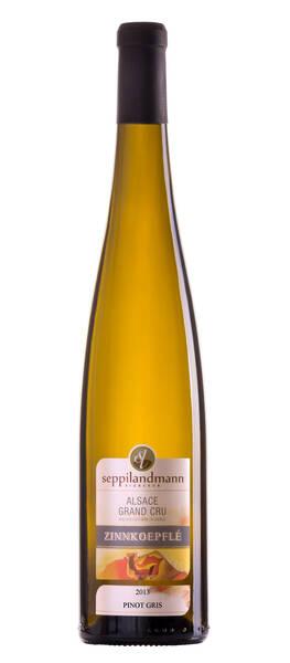 Domaine Riefle-Landmann - seppi landmann - alsace grand cru zinnkoepflé pinot gris demi-sec - Liquoreux - 2013