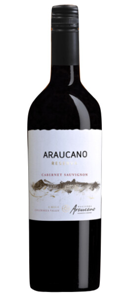 Mas Janeil - reserva araucano cabernet sauvignon - Rouge - 2014