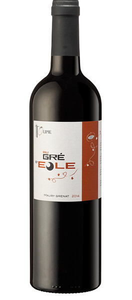 Domaine La Toupie - au gre d'eole - Rouge - 2017