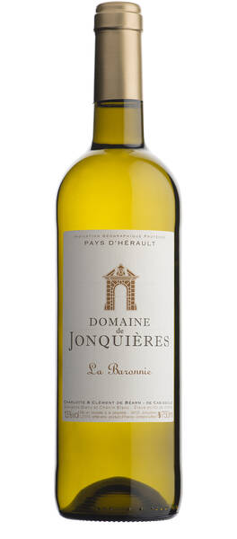 Château de Jonquières - la baronnie - Blanc - 2018