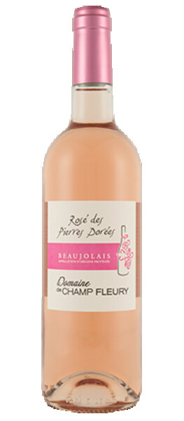 Domaine de Champ-Fleury - beaujolais - Rosé - 2019