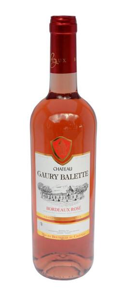 Chateau Gaury Balette - château gaury balette - Rosé - 2018