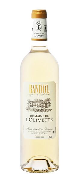 Domaine de l'Olivette - de l'olivette - cuvée spéciale - Blanc - 2013