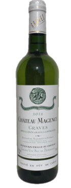 Chateau Magence - Château Magence Blanc Barrique