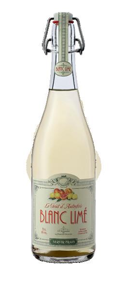 Vignobles Ducourt - blanc limé - Pétillant