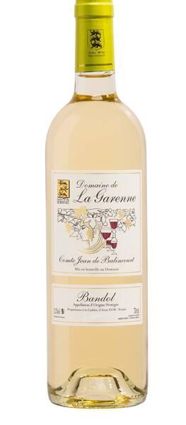 Domaine de la Garenne - blanchttps://www.lesgrappes.com/espace-vigneron/wine/index - Blanc - 2018