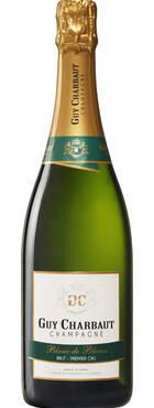 Champagne Guy Charbaut - Blanc de Blancs Brut Premier Cru