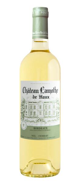 Château Lamothe de Haux - bordeaux  sec - Blanc - 2020