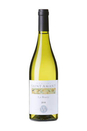 Domaine Saint Amant - la borry - Blanc - 2018