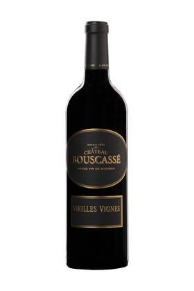 Châteaux Montus et Bouscassé - vieilles vignes - Rouge - 2012