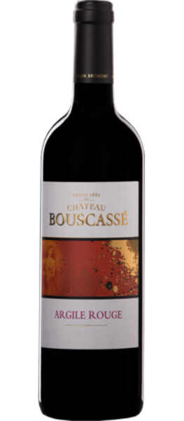 Châteaux Montus et Bouscassé - argile - Rouge - 2015