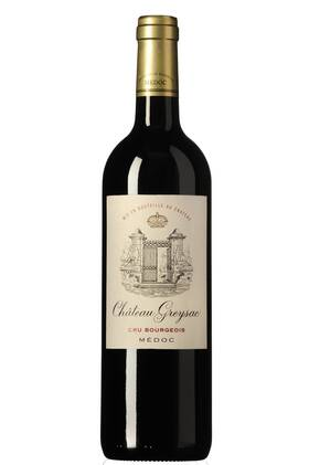 Domaine Rollan de By - chateau greysac - Rouge - 2011