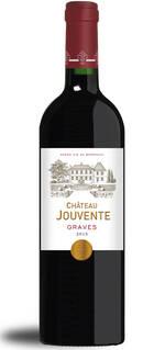 Château Jouvente Graves rouge 2015