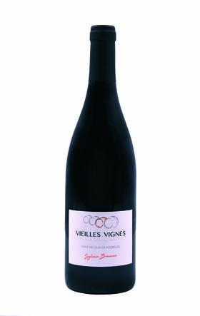 Cave Bruneau-Dupuy - vieilles vignes - Rouge - 2019