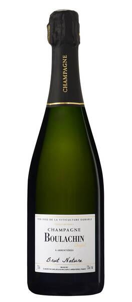 Champagne Boulachin Chaput - brut nature - Pétillant