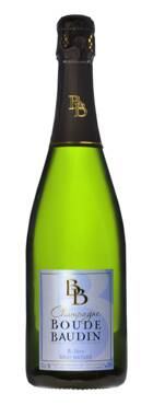 Champagne Boude-Baudin - B Zéro