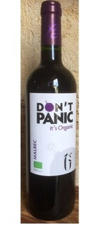 Don't Panic It's Organic Malbec