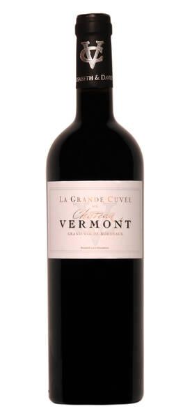 Château Vermont - la grande cuvée - Rouge - 2018