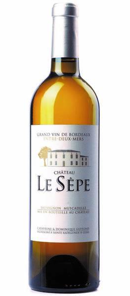 Château Le Sepe - entre-deux-mers - Blanc - 2019