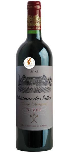Château de Salles - cuvée d'artagnan - Rouge - 2013