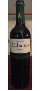 CABANUS Nature - Vin sans Soufre