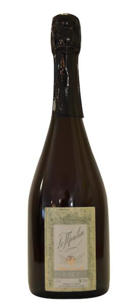Vignobles Querre - le moulin brut - Pétillant