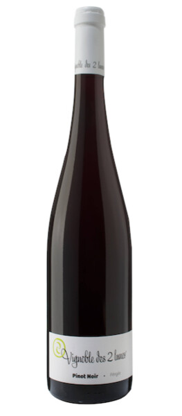 Vignoble des 2 lunes - pinot noir périgée - Rouge - 2016
