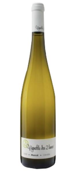 Vignoble des 2 lunes - Muscat Cémélie