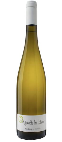 Vignoble des 2 lunes - riesling genèse - Blanc - 2017