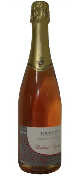 Domaine Lauron Raphaël - méthode traditionnelle rosé demi-sec - Pétillant