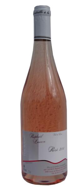 Domaine Lauron Raphaël - domaine lauron - rosé - Rosé - 2018