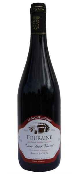 Domaine Lauron Raphaël - cuvée saint-vincent - Rouge - 2016