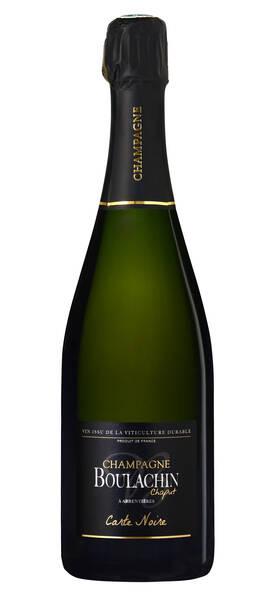 Champagne Boulachin Chaput - carte noire - Pétillant