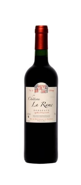 Château La Rame - (bordeaux rouge) - Rouge - 2018