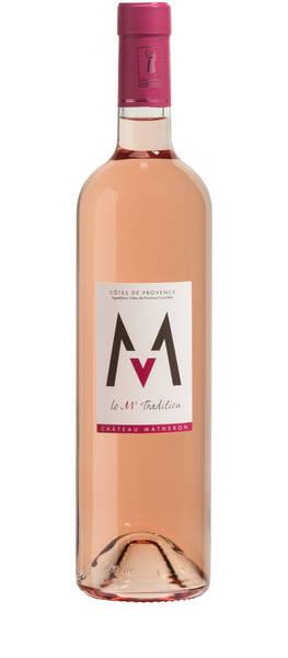 Château Matheron - m' tradition - Rosé - 2020