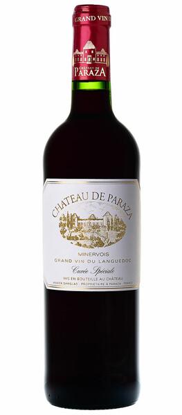 Château de Paraza - cuvée velvet - Rouge - 2017
